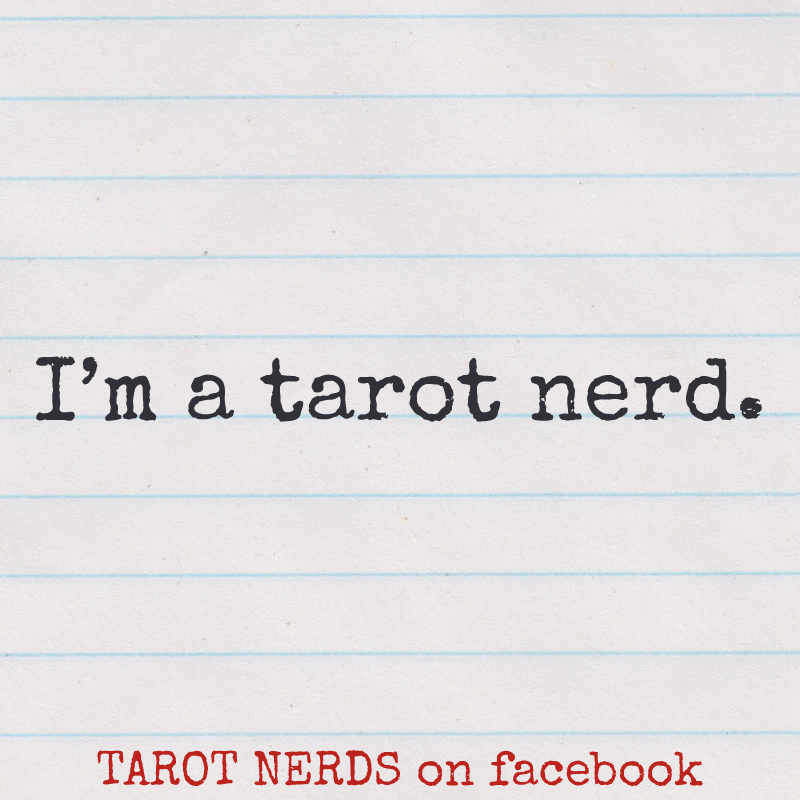 tarot nerds