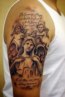 arms tattoo desain