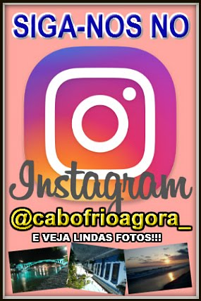 Siga no instagram. CLIQUE: