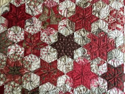 Zaterdag 17 november 2018 bij Quilt at Home in Duiven.