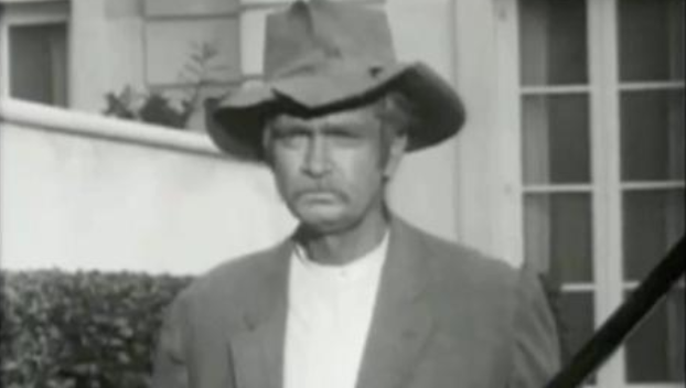 Jed Clampett of The Beverly Hillbillies
