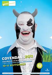 Affiche Coyendans 2011