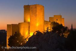 Castillo de Santa Catalina Jaén España.