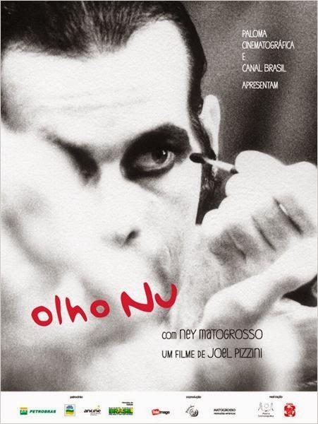 """Poster do filme """"Olho Nu"""""""