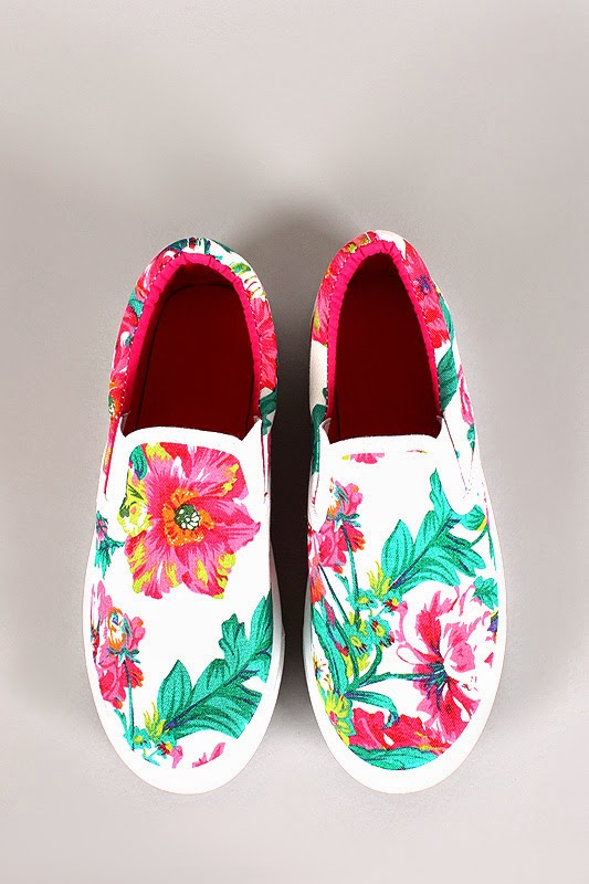 http://www.urbanog.com/Floral-Canvas-Slip-On-Sneaker_204_50839.html