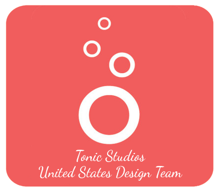 Proud to be on the Tonic Studios USA Design Team!