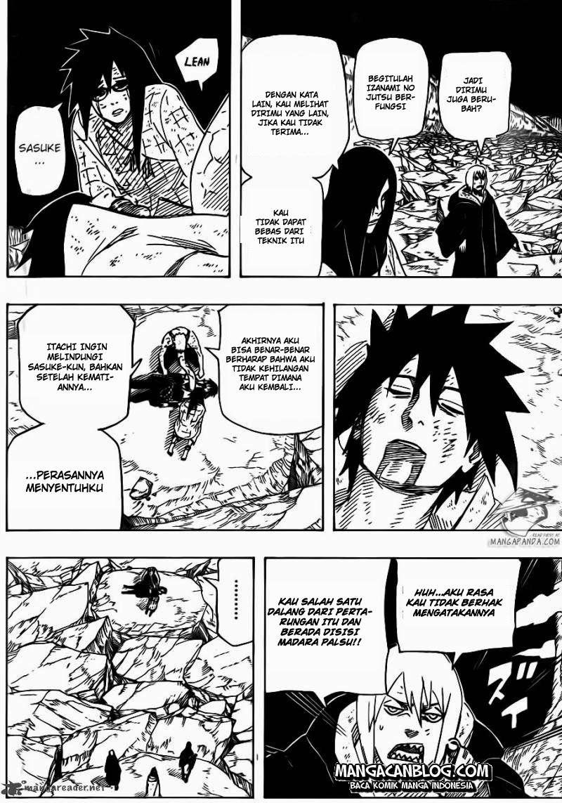 Komik Naruto 667 Bahasa Indonesia