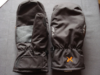 Extremities Inferno Mitts