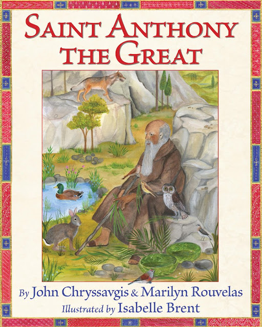 http://www.amazon.com/Saint-Anthony-Great-John-Chryssavgis/dp/1937786463