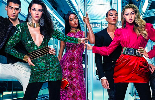 collezione balmain per h&m abiti balliamo per h&M  balmain dresses for h&m mariafelicia magno fashion blogger colorblock by felym fashion blog italiani fashion blogger italiane blog di moda italiani blogger di moda italiane fashion bloggers italy gigi hadidi kendall jenner