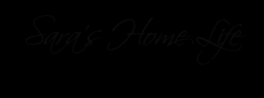 Sara's Home Life