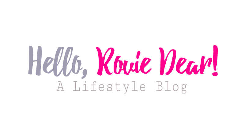 Hello Rovie Dear! A Lifestyle Blog