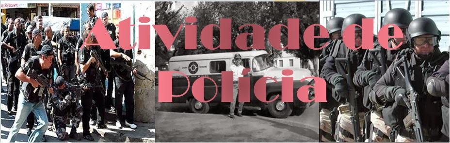 Atividade de Polícia