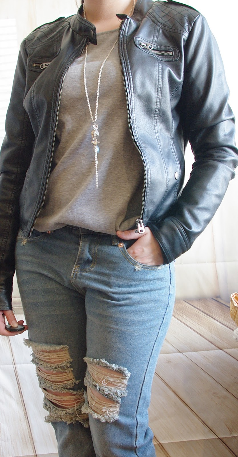How to style a Boyfriend Jeans