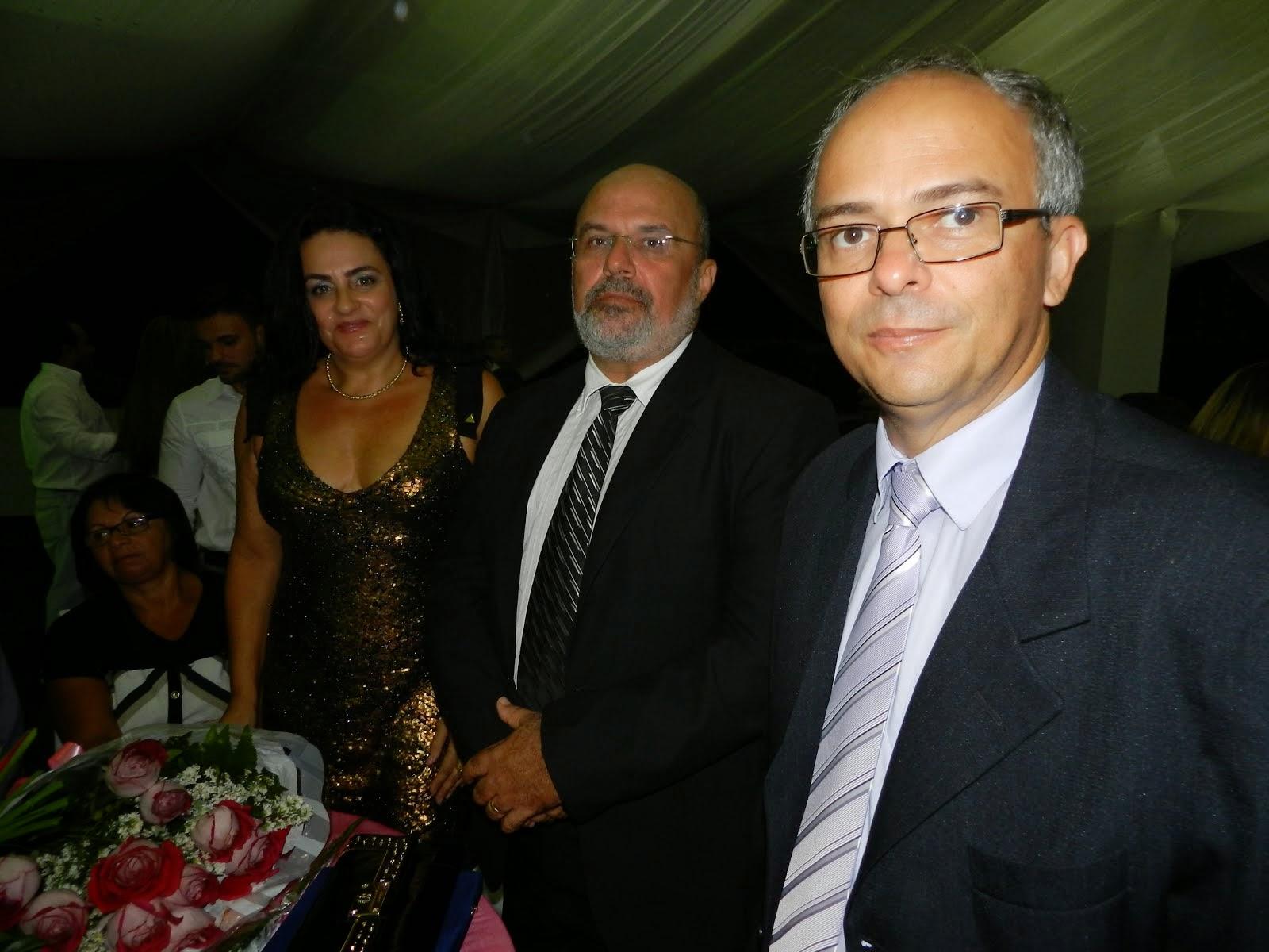 Mensagem do vereador Júnior Brandão do PT