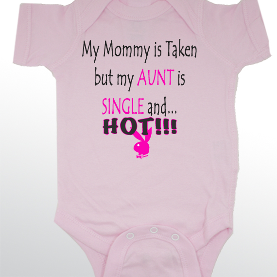 The gallery for --> Cute Baby Onesies For Aunts
