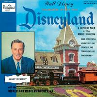 Disneyland Walt Disney World park soundtracks iTunes
