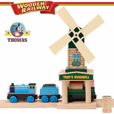 Educational learning Thomas the tank engine wooden railway toys youngsters favorite model landscapes