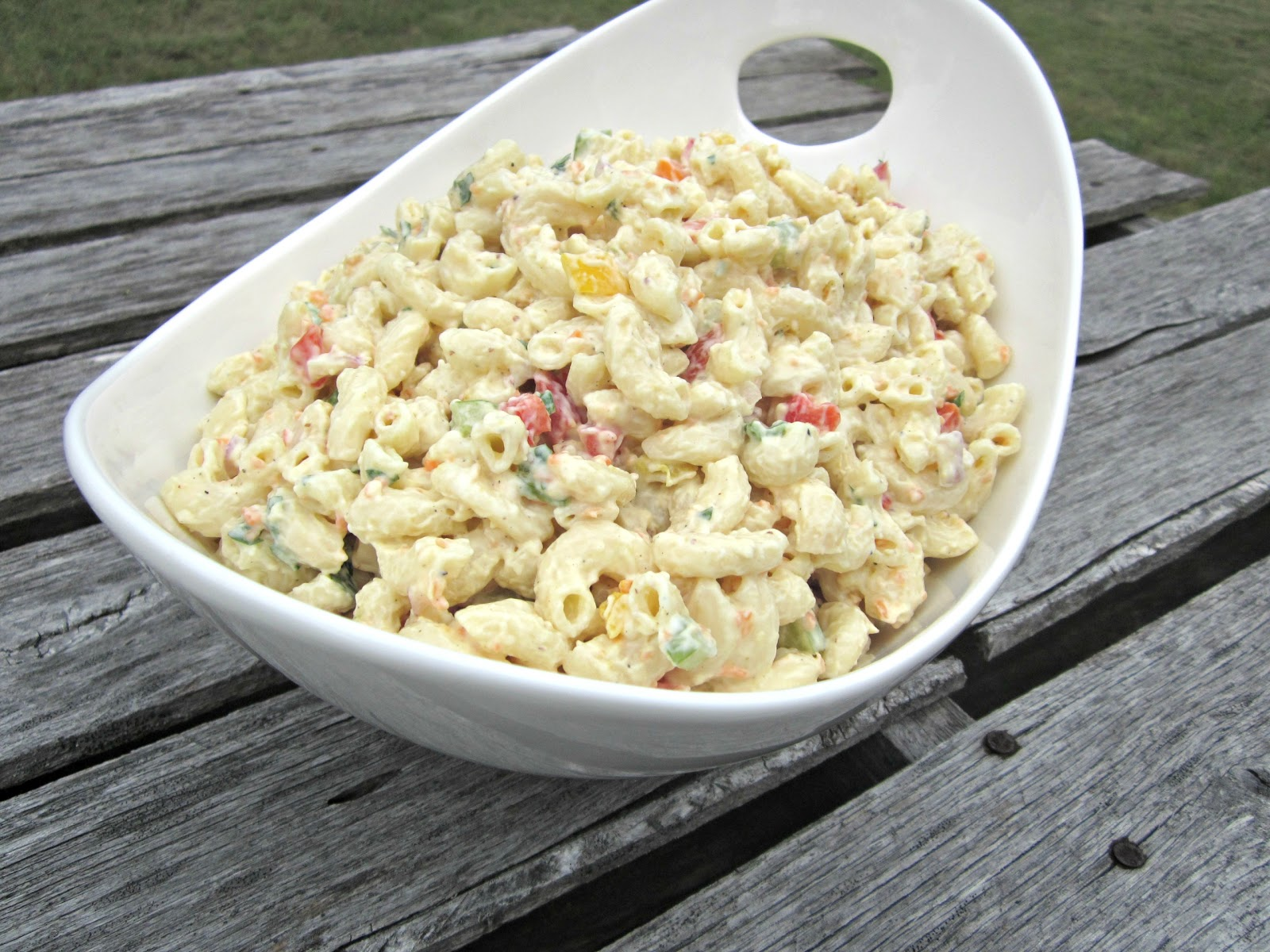 Hungry Couple: The Ultimate Macaroni Salad