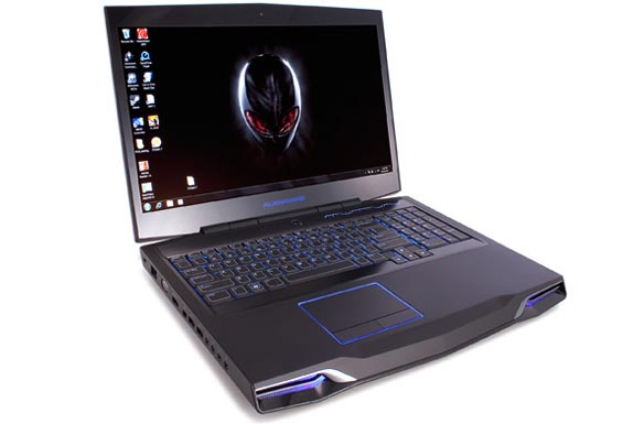 Alienware M17X (Sandy Bridge)