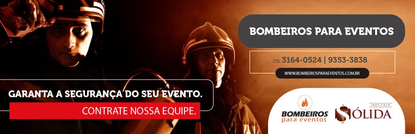 Bombeiros para Eventos