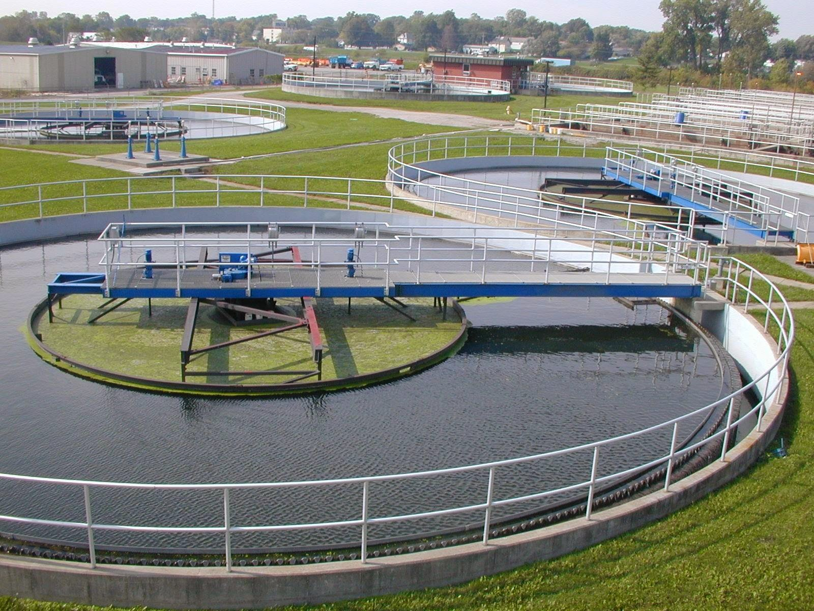 Hệ thống xử lý nước thải cho làng nghề