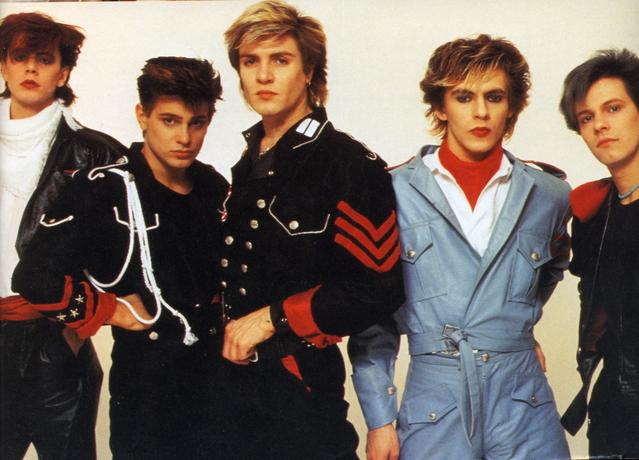 Lovely 80 s: Duran Duran - Skin Trade la musica secondo ...