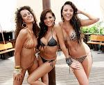 Playas y chicas en Mazatlán