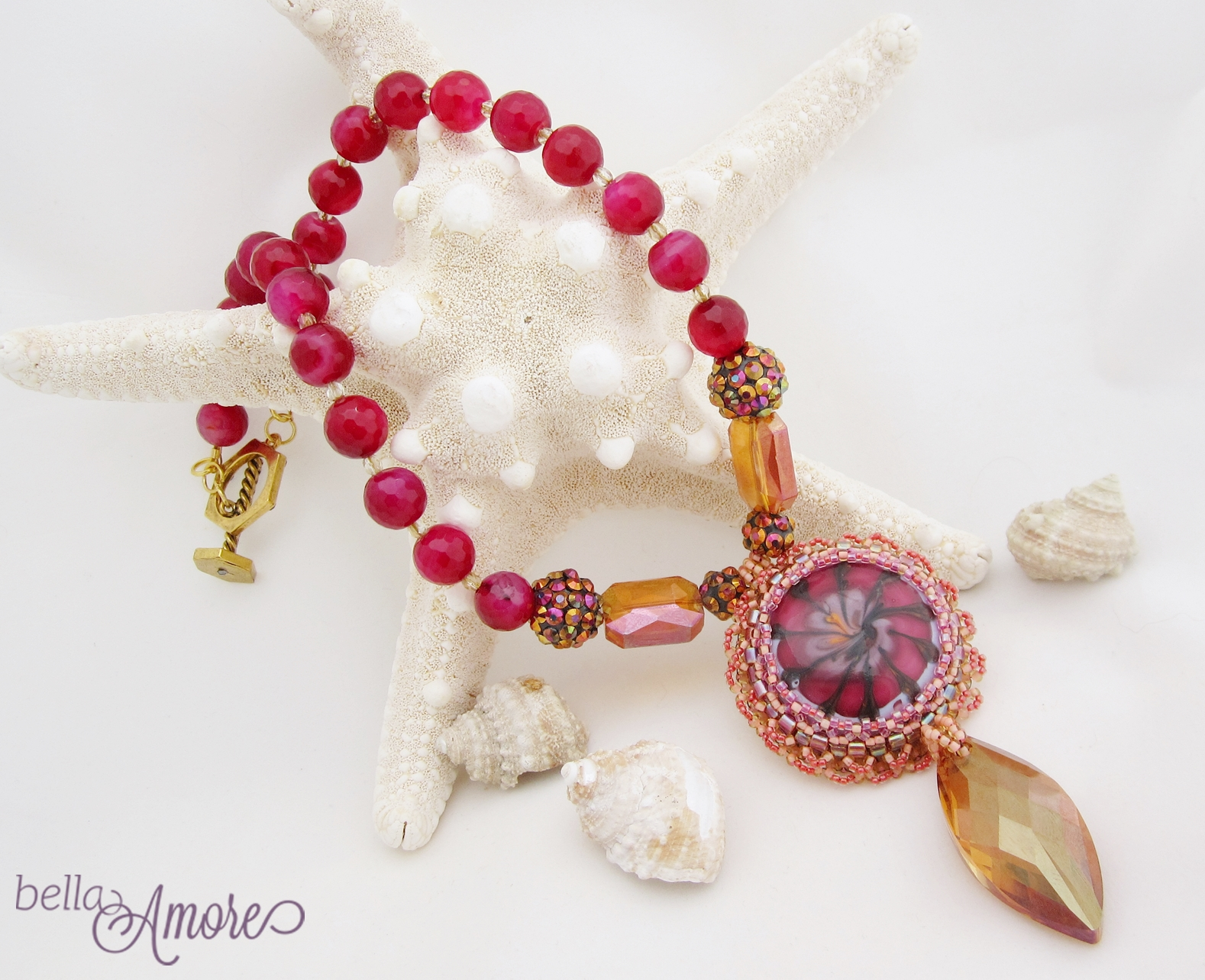 Blog | Designs By Dawn Marie - Bead Embroidered Jewelry from Lake ...