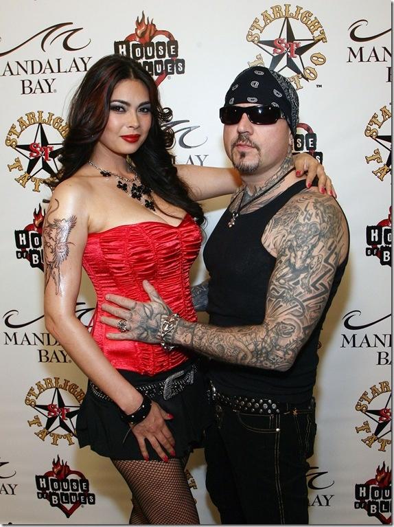 Tera patrick tattoo porn