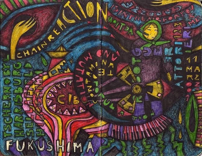 FUKUSHIMA 11.3.2011 - 11.3.2012