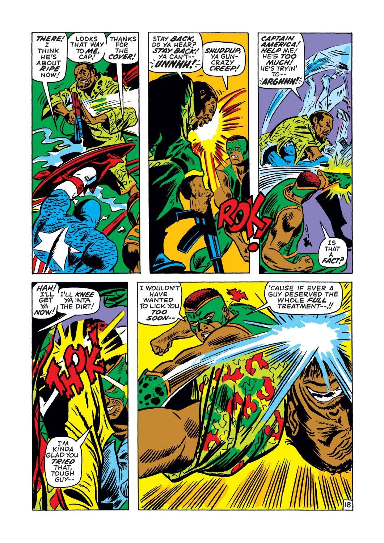 Captain America (1968) Issue #134 #48 - English 18