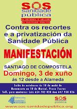 Manifestación SOS