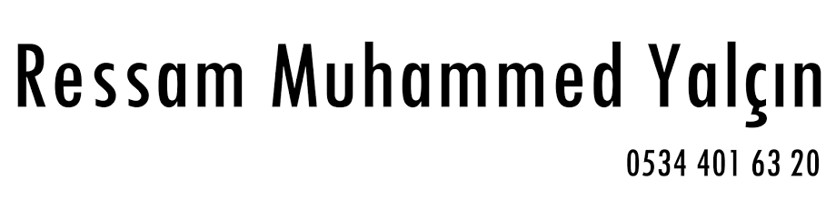 Ressam Muhammed Yalçın