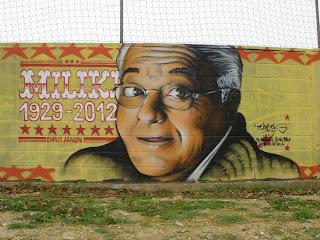 Miliki  1929-2012 Emilio Aragón Zaragoza Unión Deportiva Montecarlo Graffiti