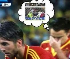 Penalti Sergio Ramos: Humor, cachondeo, bromas, chorradas, chistes, guasa y memes