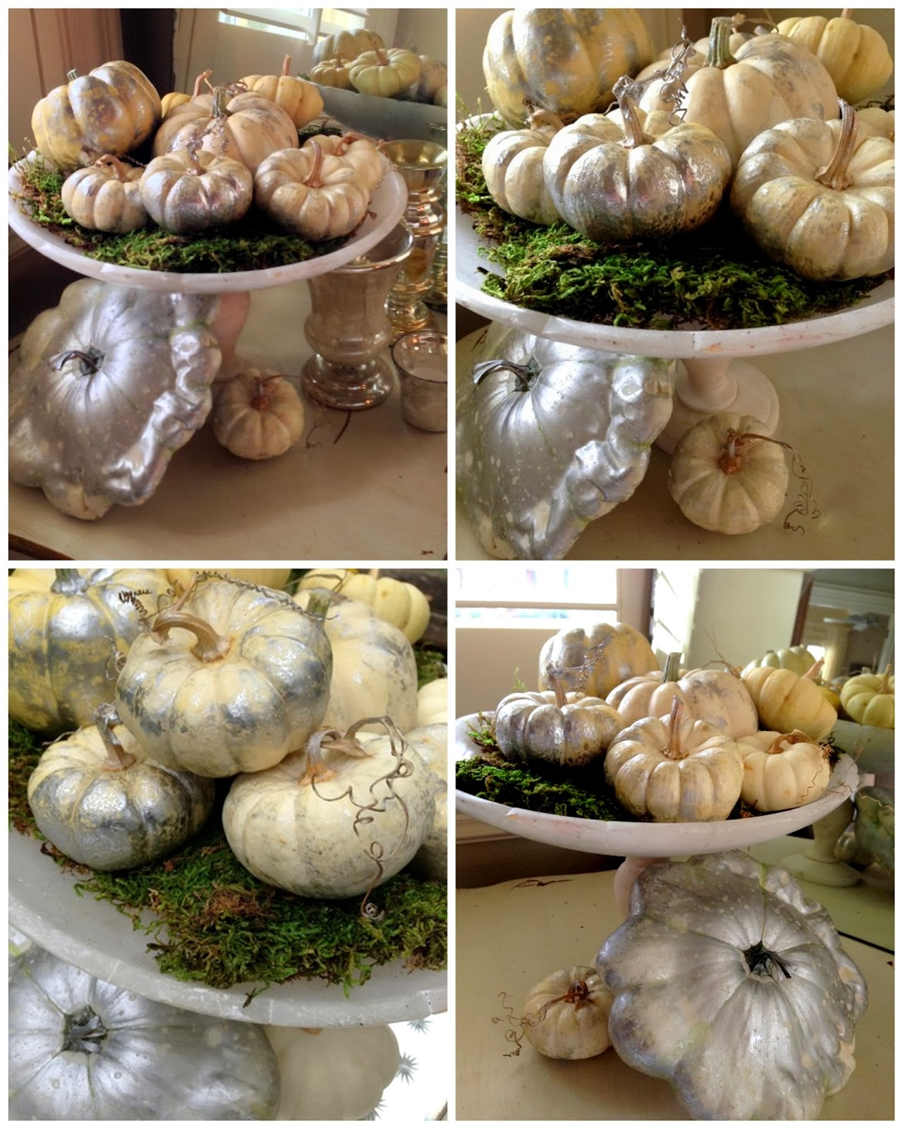 Marblize Pumpkins for the Holidays