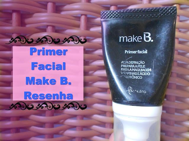 Primer facial Make B.
