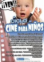 Ciclo Cine Niños Moratalaz