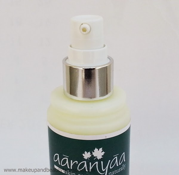 Aaranyaa-Argan-Face-Serum-Review