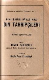 Ahmed Davudoğlu