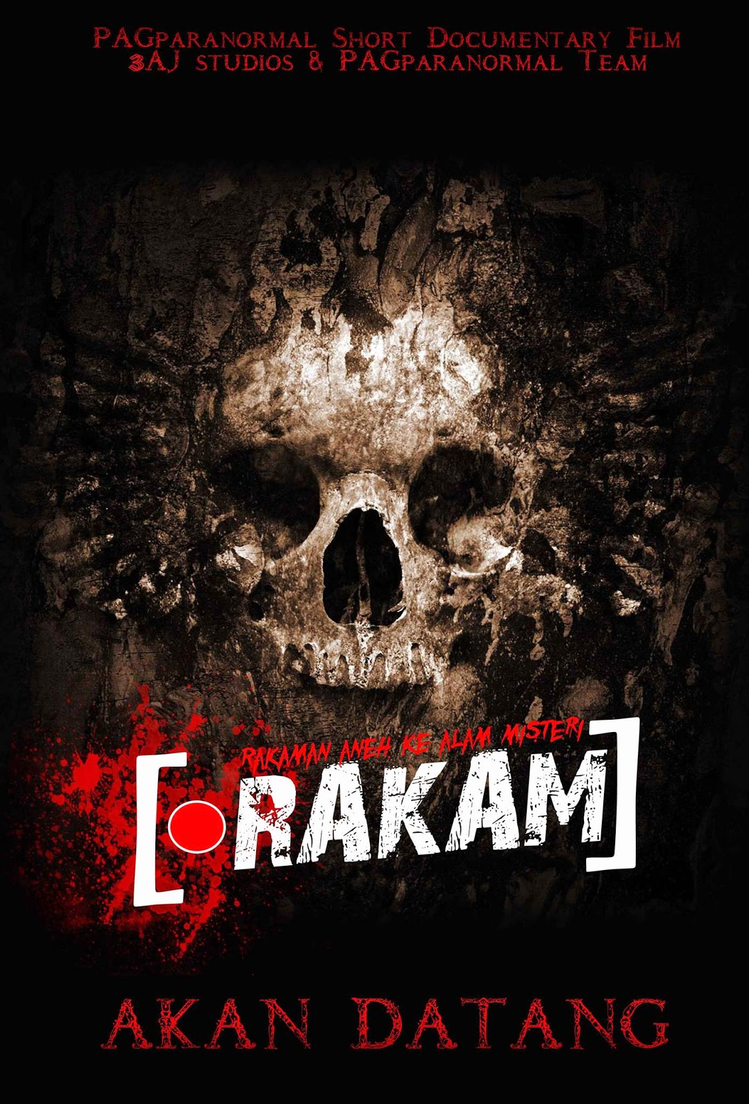 Video Filem Pendek Paranormal R A K A M