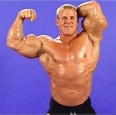Muscle Synthol Oil