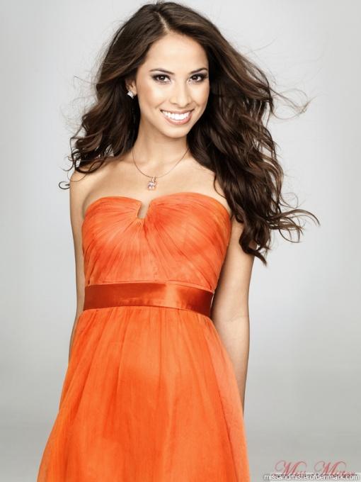 Miss World Denmark 2011- Maya Olesen