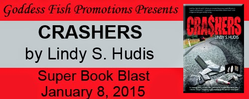 http://goddessfishpromotions.blogspot.com/2014/11/book-blast-crashers-by-lindy-s-hudis.html