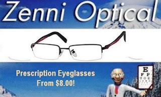 Zenni Optical - Cheapest Eyeglasses (Review) - JiMz Freebies