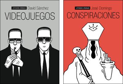 videojuegos y conspiraciones