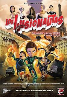 Poster de Los Ilusionautas