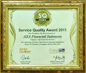 Penghargaan AXA 2011