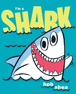 I'm a Shark bookcover and link to review